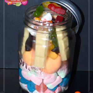 Exotic glass Jar 1 LT