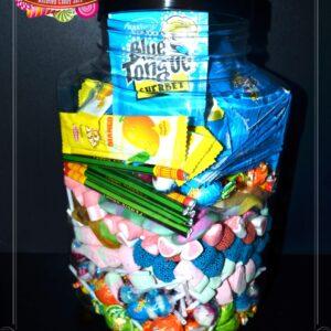 combo Jumbo Plastic Jar 4.5 LT