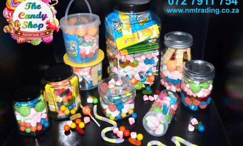 Background Candy Shop